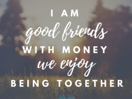 Try this EFT Excercise to Make Money Your BFF!